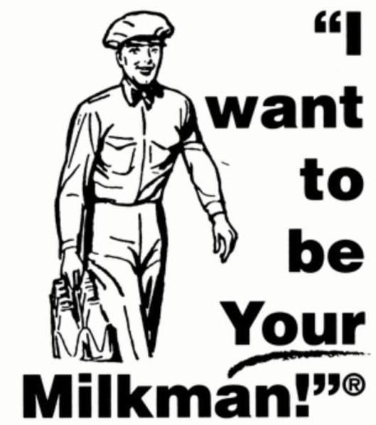 Milkman sexy