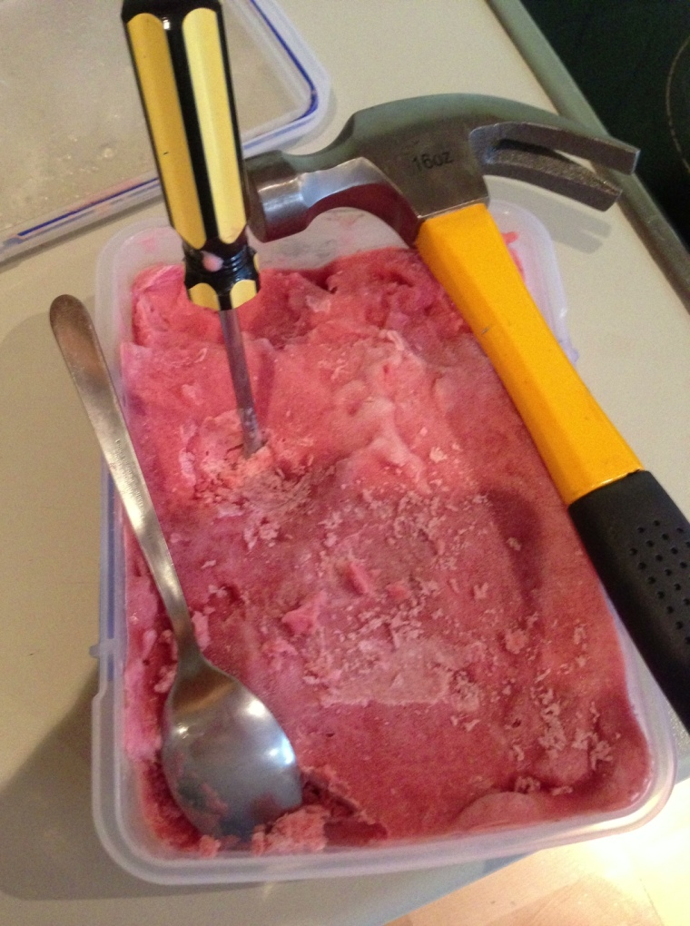 Stawberry Icecream Hammer